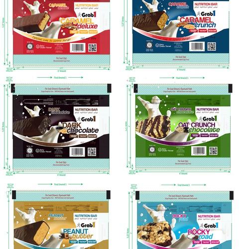 chocolates labels