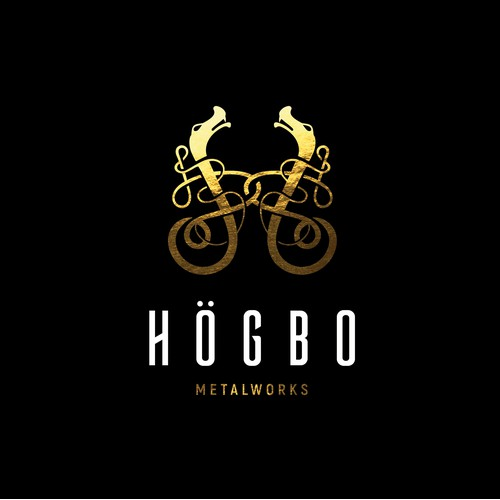 BOLD LOGO CONCEPT FOR HOGBO