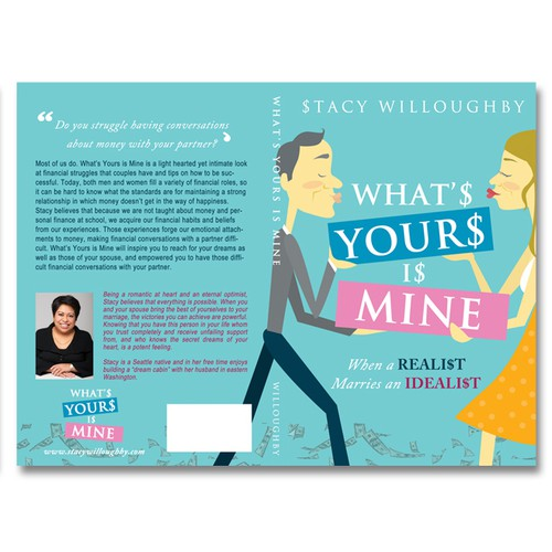 book or magazine cover for Stacy Willoughby