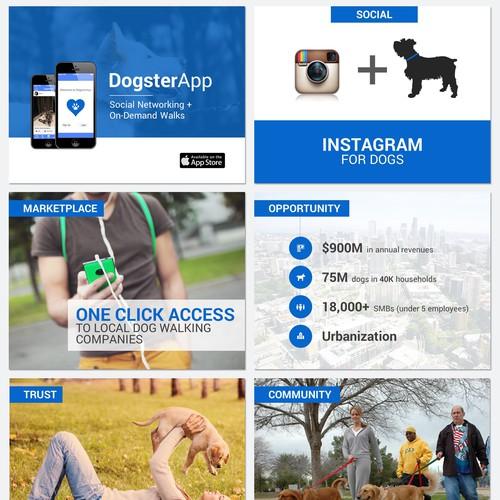 Presentation for DogsterApp