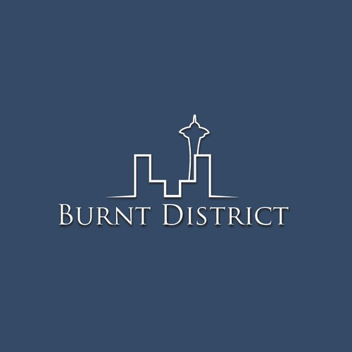 Create the next logo for Burnt District