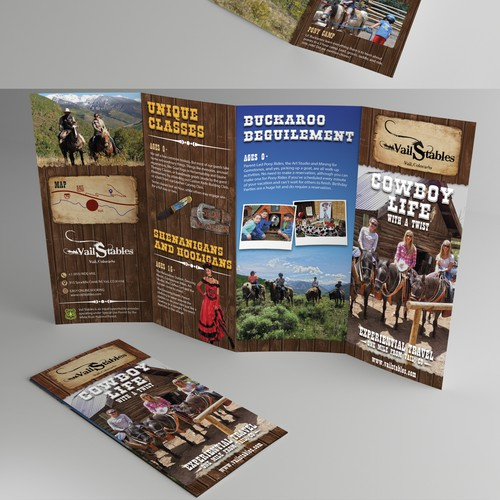 Vail Stables Brochure