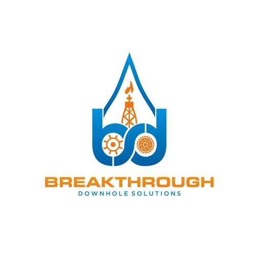 logo concept for Breakthrought