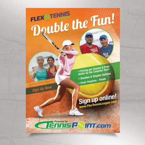 Flex Tennis League