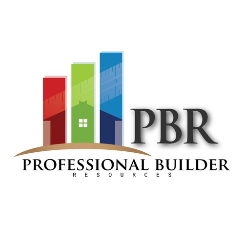 Create the next logo for Professional Builder Resources