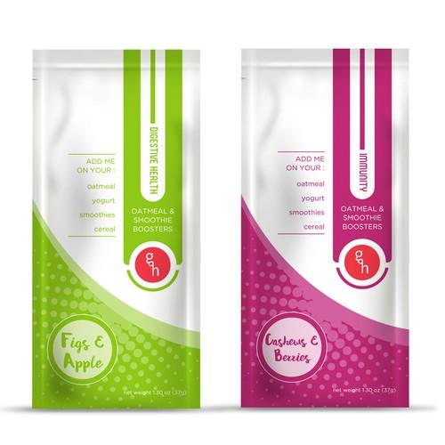 packaging design for good habit