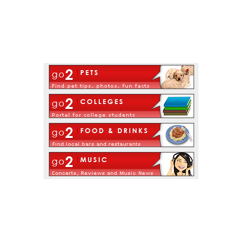 Easy Banners for a Mobile Web Site Needed Fast!