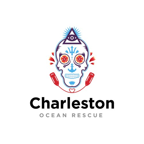 Sugar Skull Logo