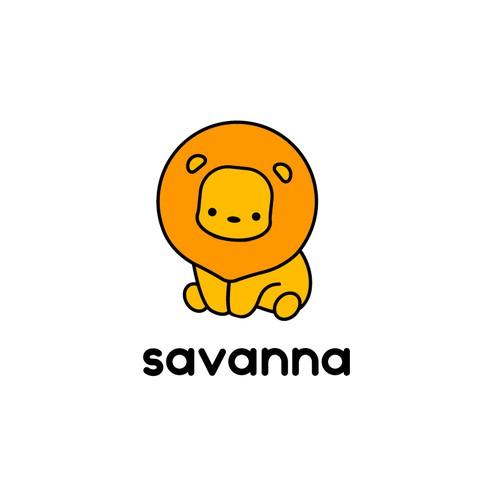 Playful logo for web development platform