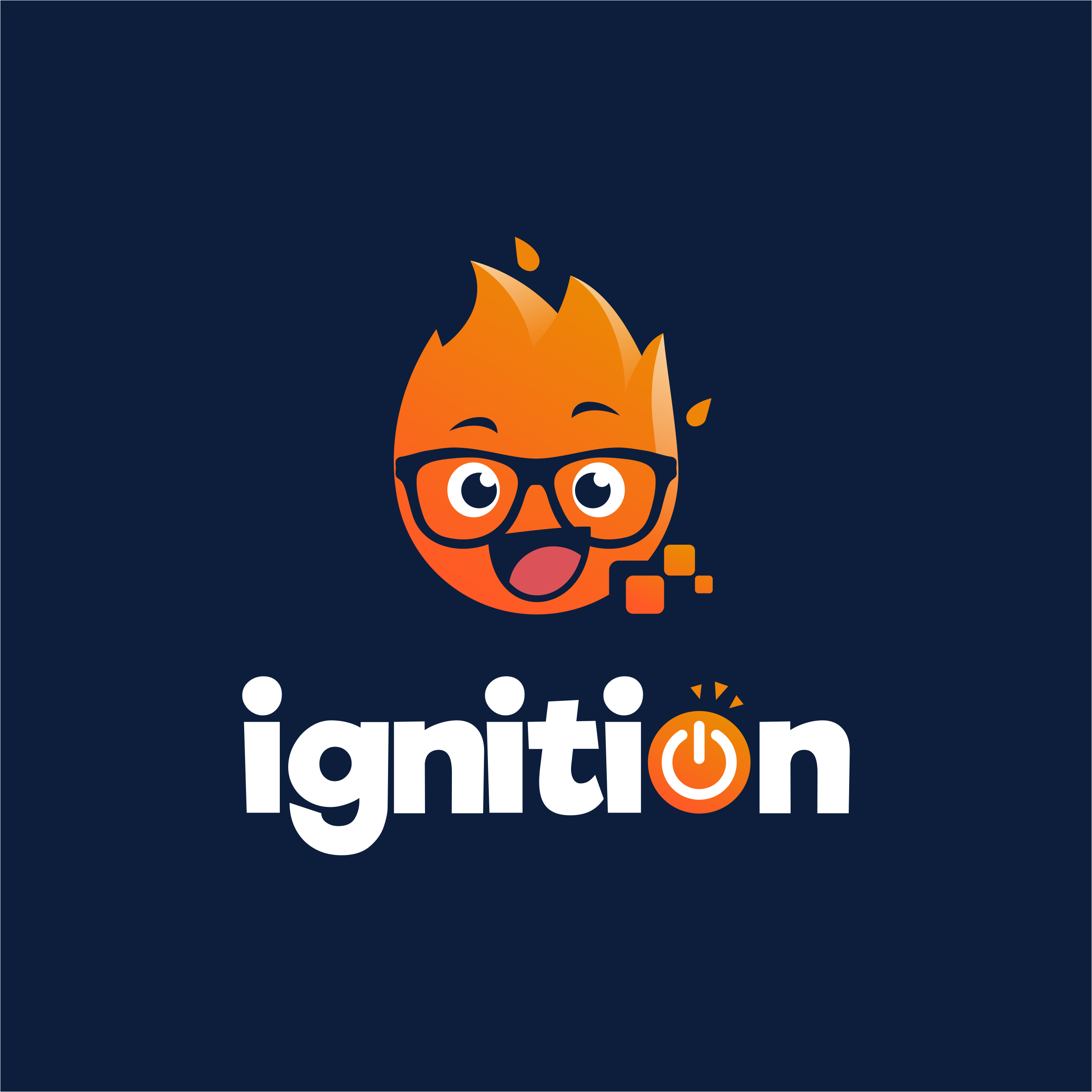 Ignition - Our digital transformation initiative needs you for its logo!