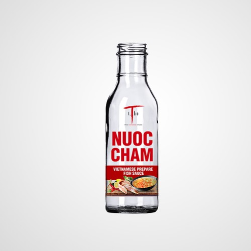 Simple Concept for Vietnamese Fish Sauce