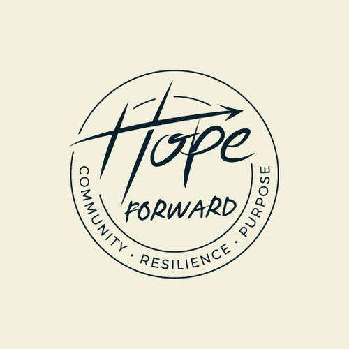 Logo Design for Hope Forward