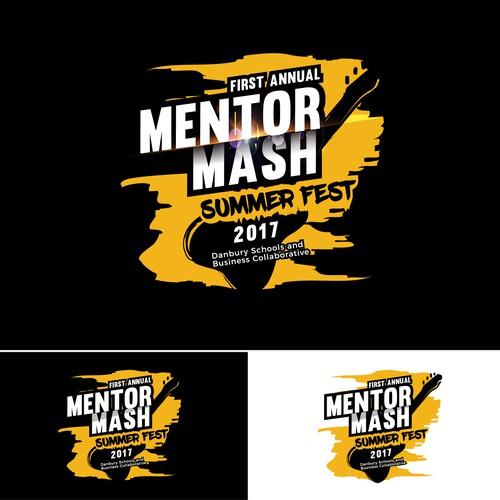 MentorMash Summerfest Event logo