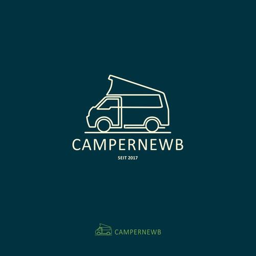 CamperNewB blog logo