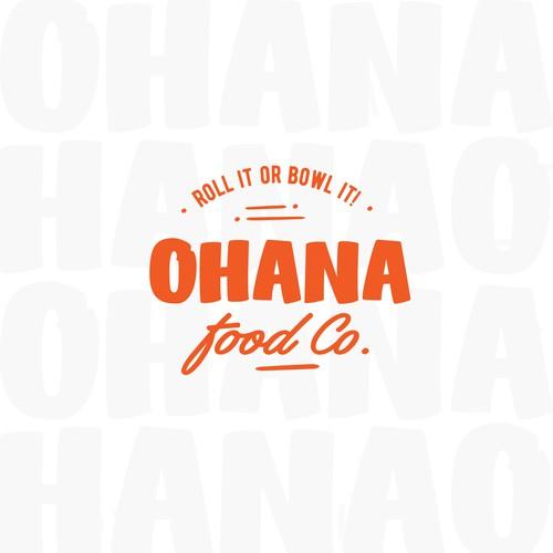 Food logo design.-