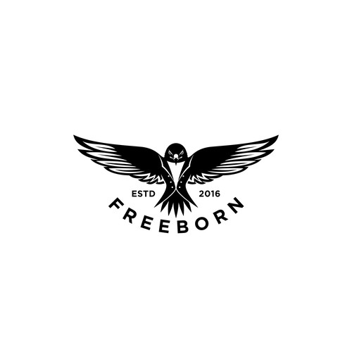 Logo design concept for Freeborn
