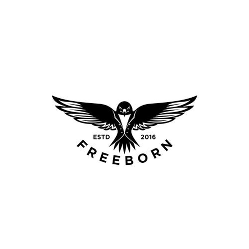 Logo design concept for Freeborn