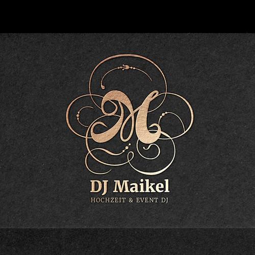 Logo für DJ - Hochzeiten & Events