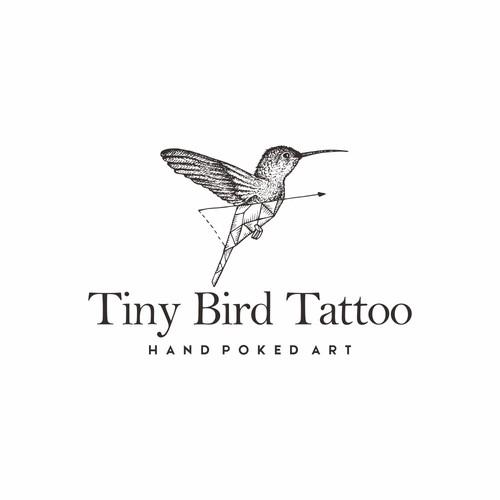 Tiny Bird Tattoo