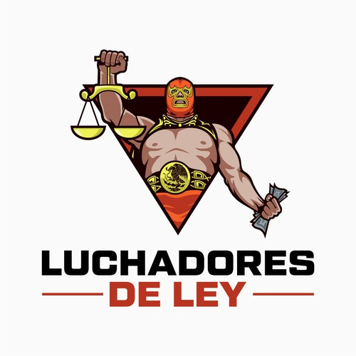 Winner of Luchadores De Ley Contest