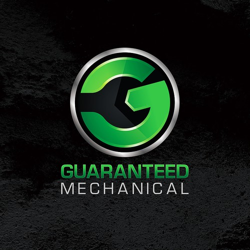 Guaranteed Mechanical Logo