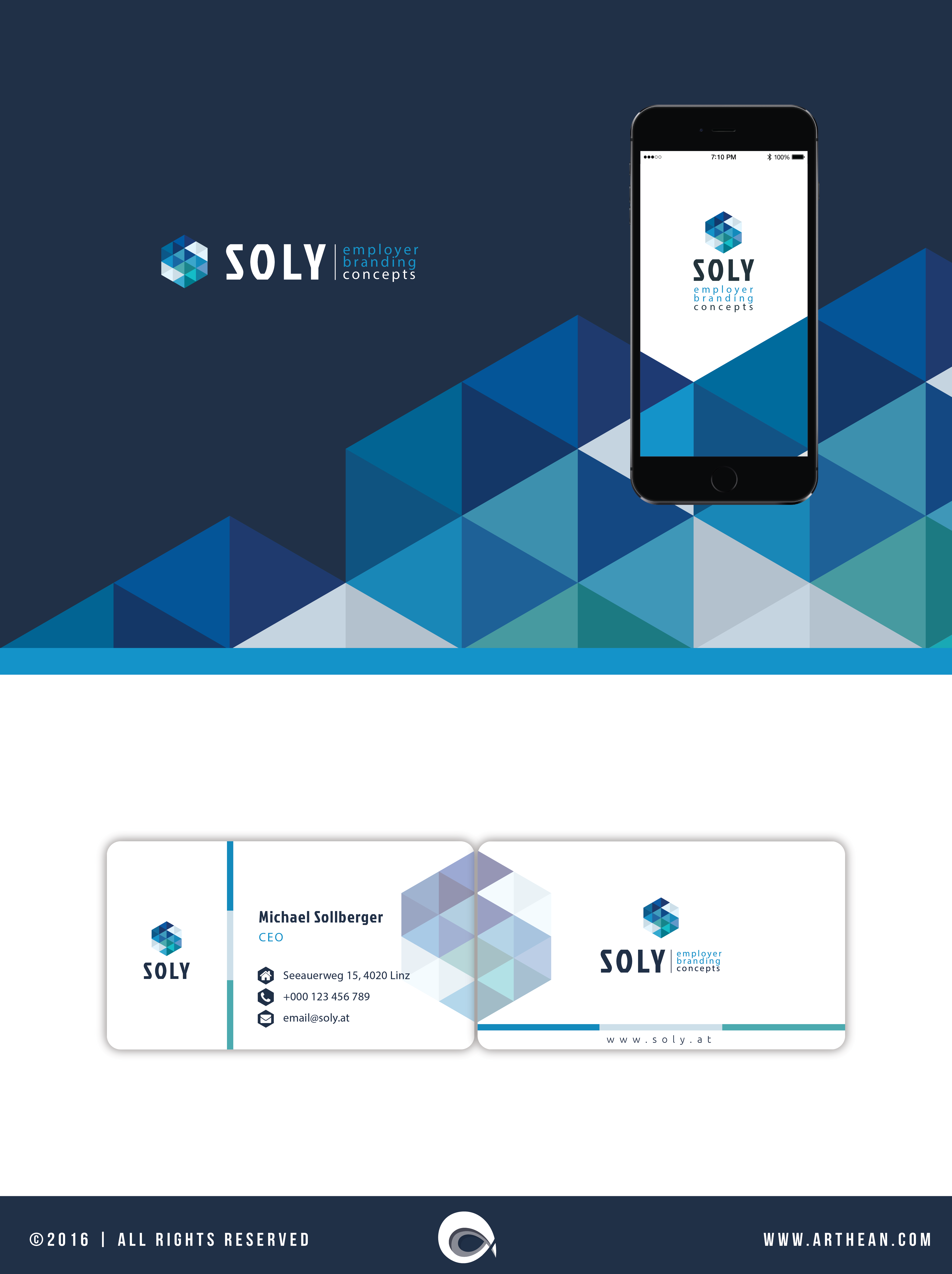SOLY - employer branding concepts