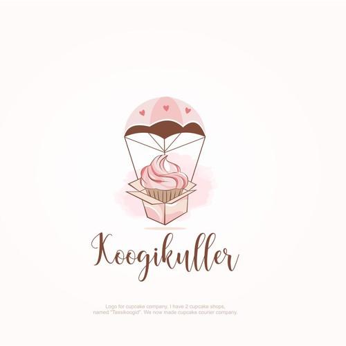 Feminine logo for Koogikuller.
