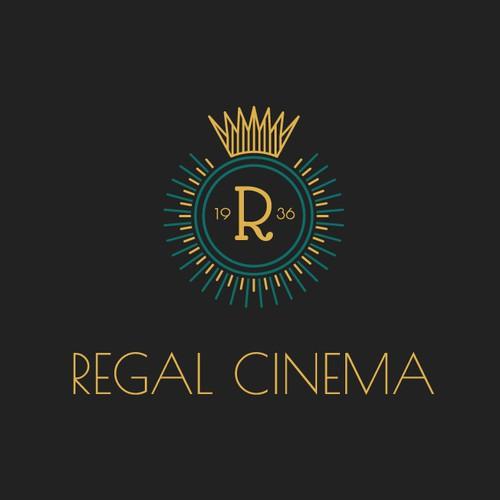 Art Deco Theatre Logo