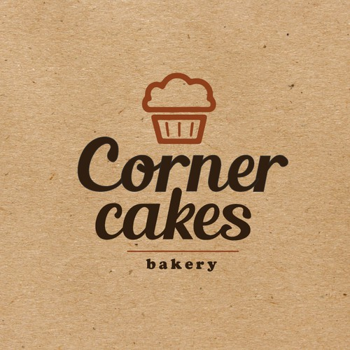 "Create a new logo for our Bakery, ""The Corner Bakery"""