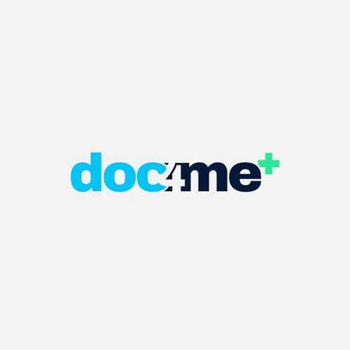 Logo Concept for Online Medical Platform