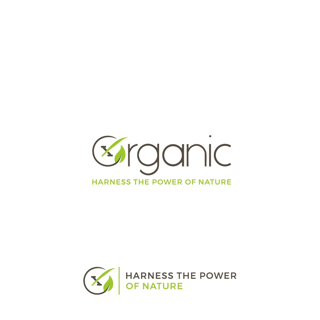 Design logo for new organic line of products for plant nutrient company