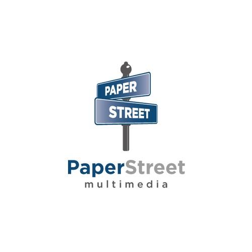 Crea il prossimo logo per PaperStreet Multimedia