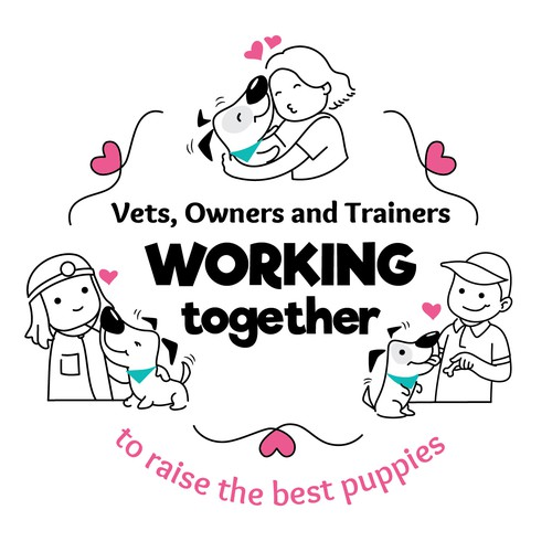 illustration to motivate veterinarians