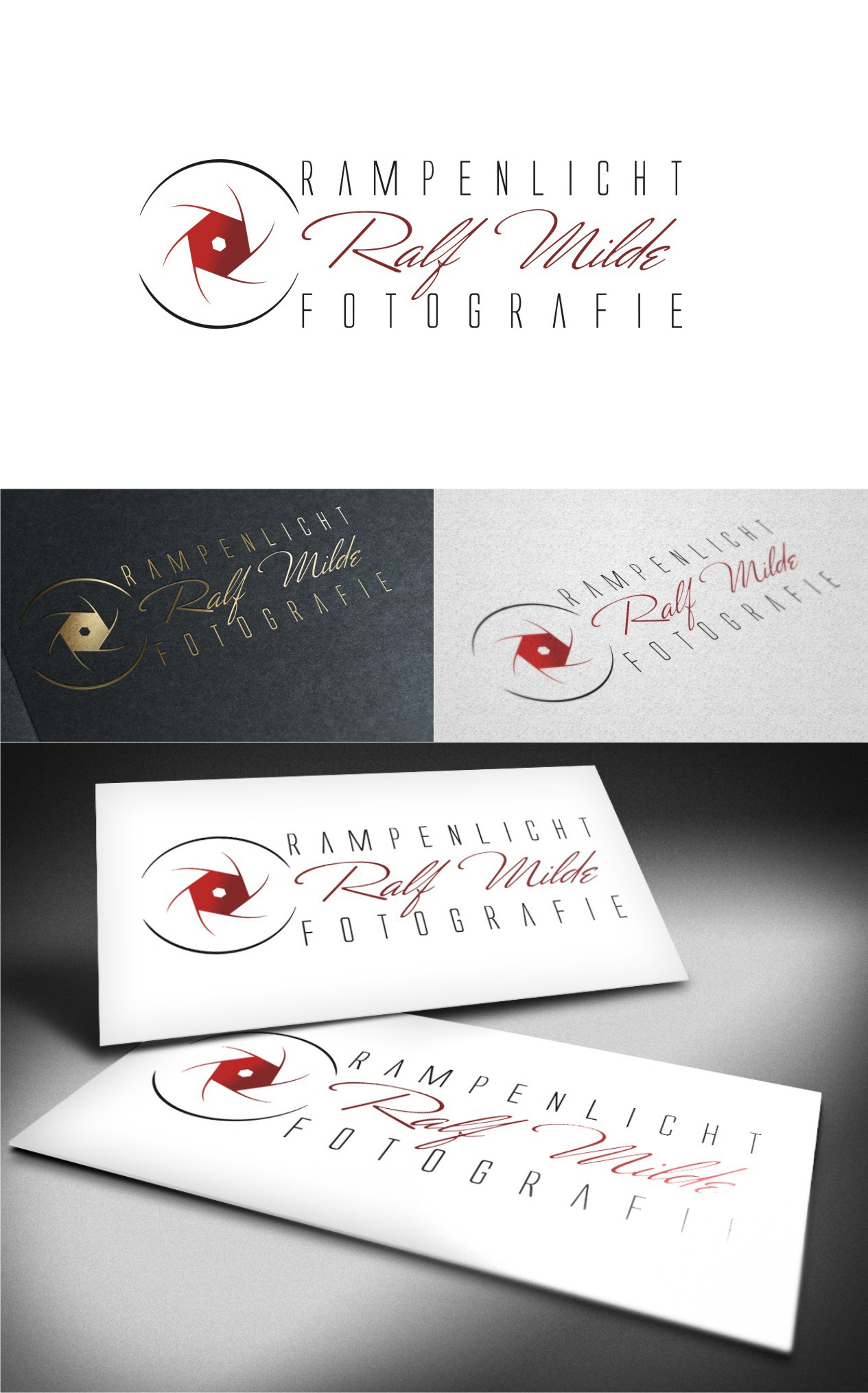 Brand Identity Pack: Ultimate, sophisticated CD for professional Photographer