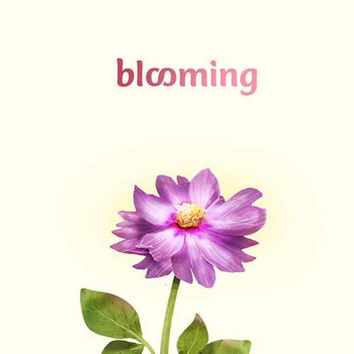 Illustration For Blooming