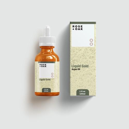 ROSE & OAK Liquid Gold