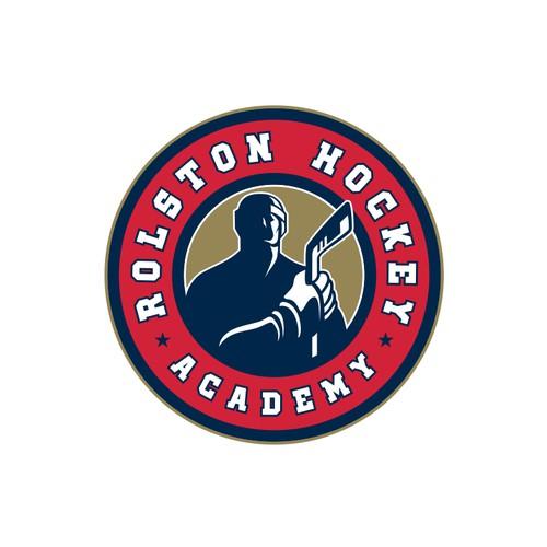 Sport logo for Rolston Academy