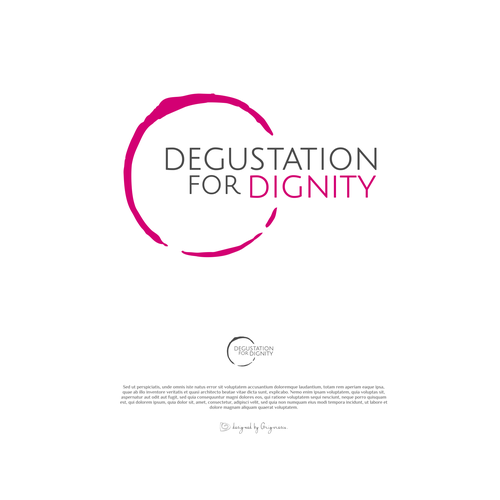 Degustation for Dignity