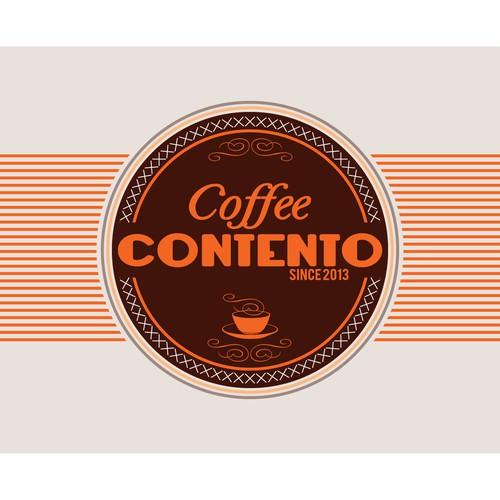 logo für Caffè Contento