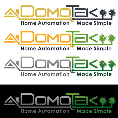 "Concept for ""DOMOTEK"""