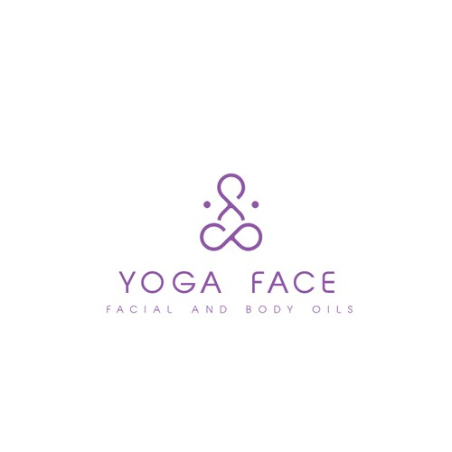 Logo for a skincare brand