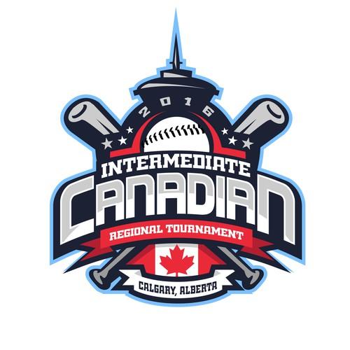 Intermediate Canadian Regional Tournament Logo