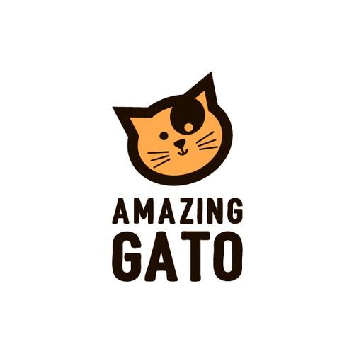 Amazing Gato Logo