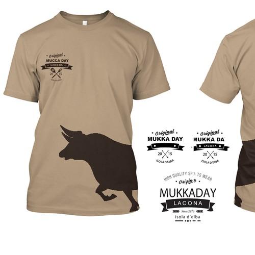 Super Mukka Day T- Shirt