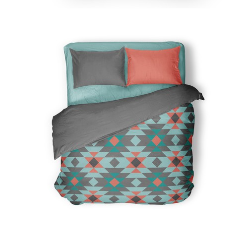 Design for duvets, sheets and pillow cases - high end