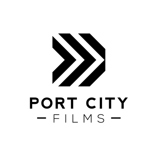 Port City Films - Production Company looking for a cool, trendy logo to reflect our brand.