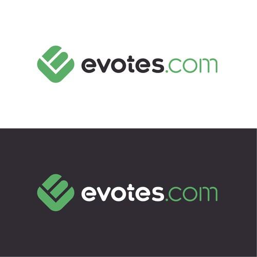 Digital brand for evotes