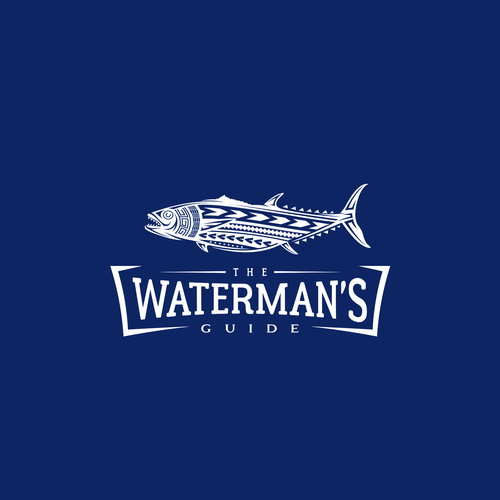 Logo for The Waterman's Guide