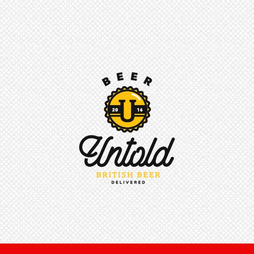 Logo Entry #2 For Beer Untold