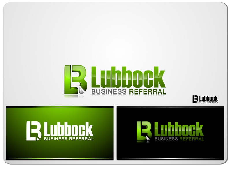 Help Lubbock Business Referral with a new logo